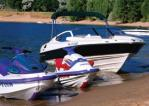Keel guard keel protection for boats and personal watercraft