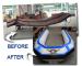 Inflatable Boat Top Side Paint
