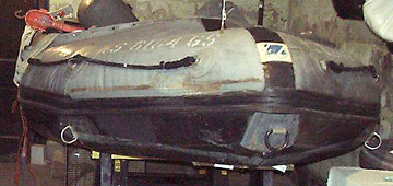 PONTOONS ONLY KIT- Boat Paint (13-14 ft boat)